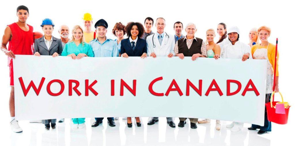 Работа в канаде для россиян минимальная зарплата в арабских эмиратах